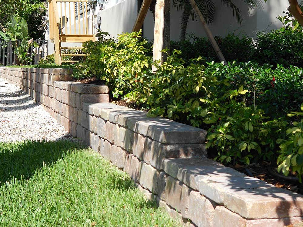Heinz nurseries hardscaping services expert hardscaping for Landscaping rocks tallahassee fl